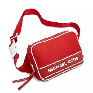 Michael Kors boxy sports belt bag